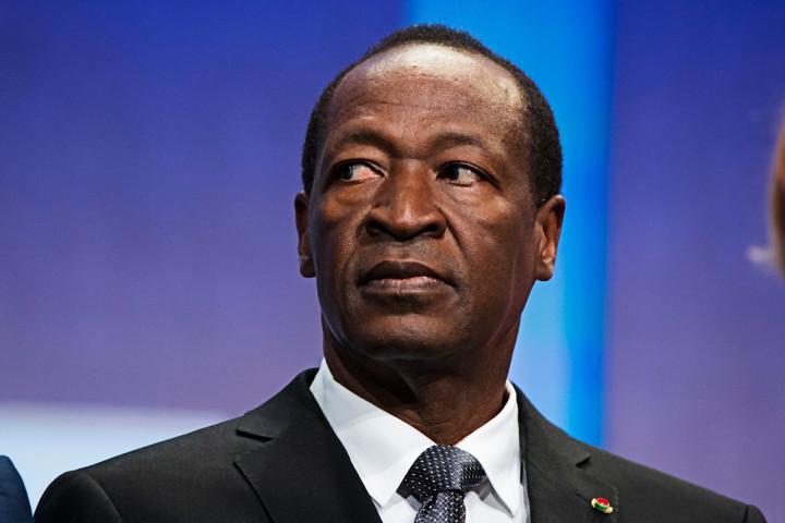 Burkina Faso Blaise
