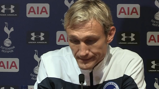 Sami Hyypia: I Cannot Fault Effort against Tottenham