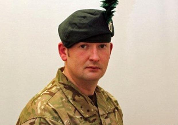 Corporal Geoffrey McNeill