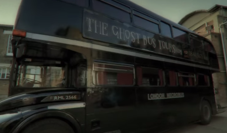 Best Ghost Tours London
