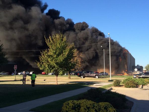 Kansas plane crash