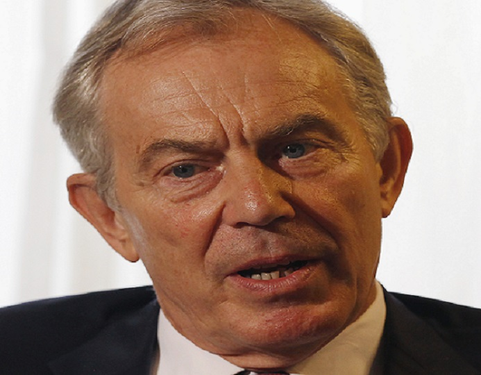 Tony Blair complained he feels ignored in debate over Islamic State and Middle East crisis