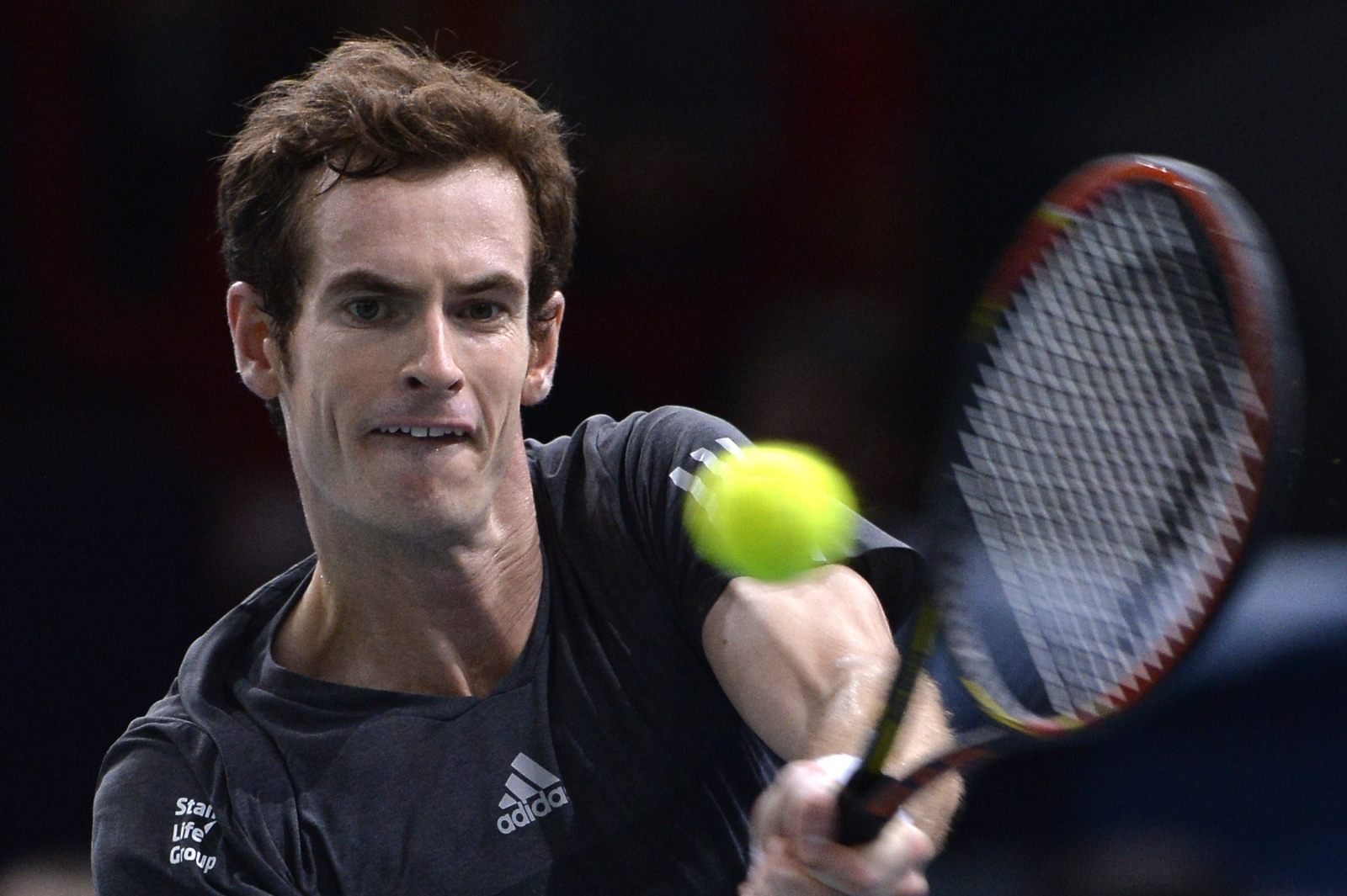 Andy Murray Confirms Place in ATP World Tour Finals with Win Over ...