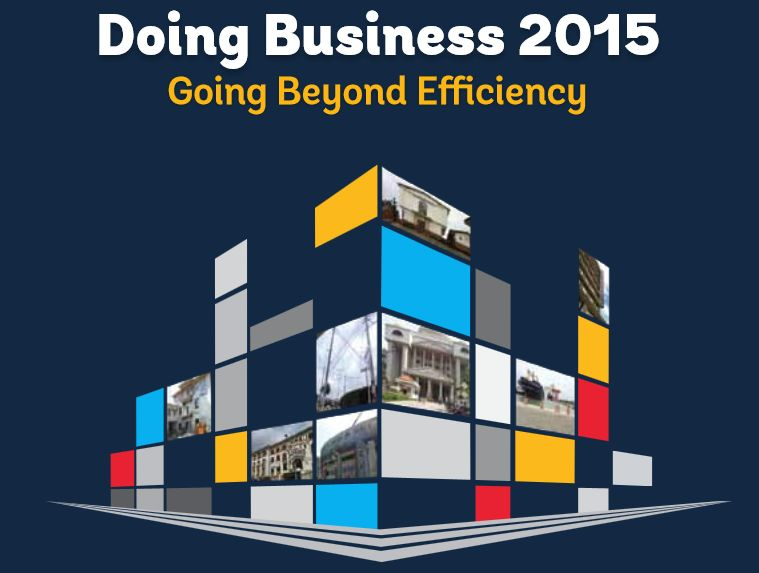 Doing Business 2015 - A World Bank Report