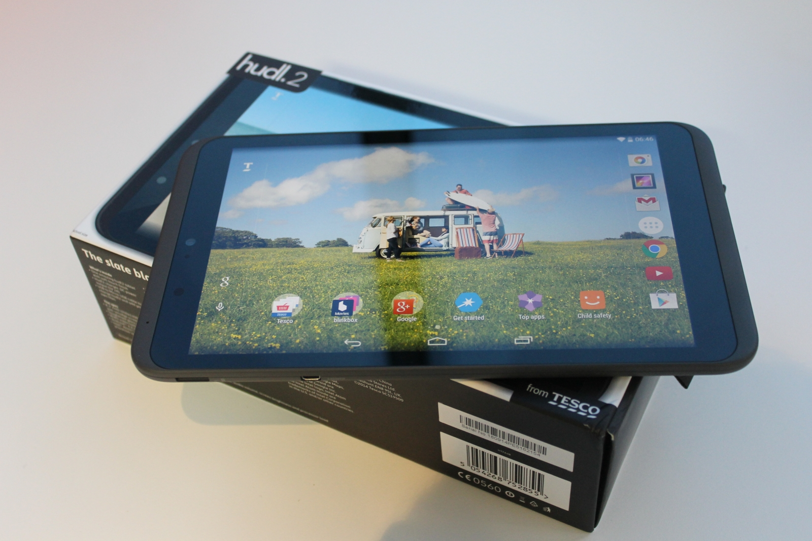 Tesco Tablet Hudl 2 Review