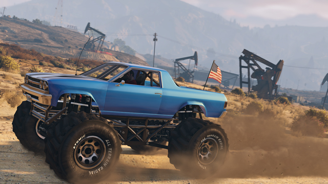 GTA 5 Players on PS4, Xbox One and PC