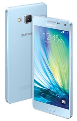 Samsung Galaxy A5 and A3