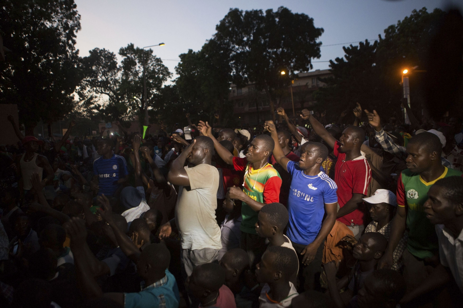 Burkina Faso President Blaise Compaoré Defiant as Army Seizes Control