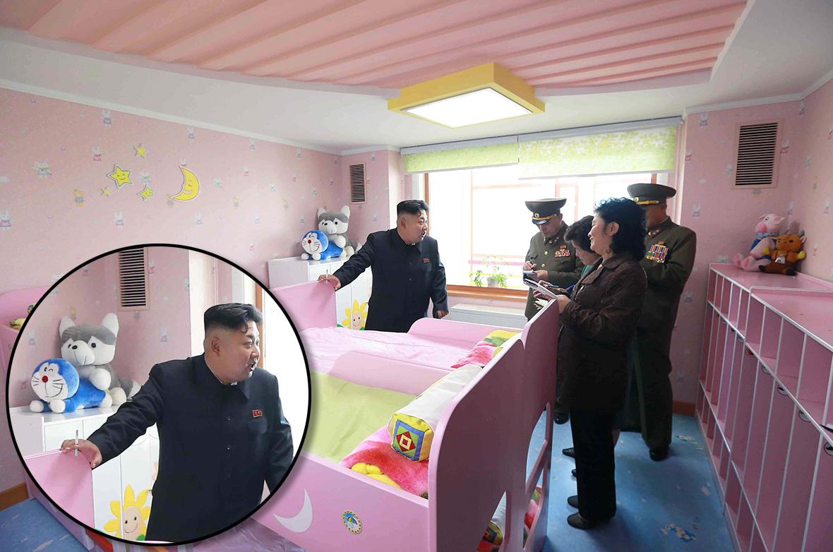 kim jong-un stuffed toys