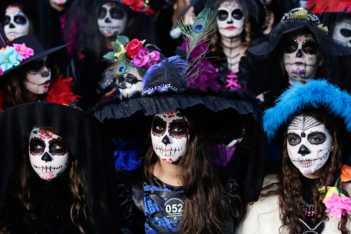 Why Mexicans Celebrate The Day of the Dead