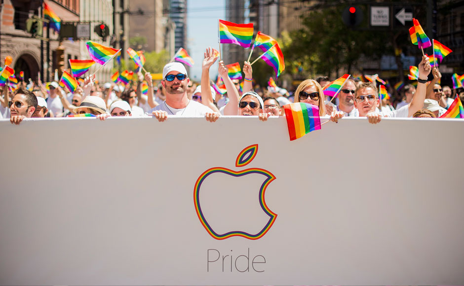 Apple CEO Tim Cook recently came out as gay