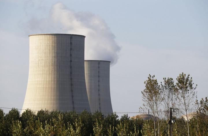 Golfech nuclear plant