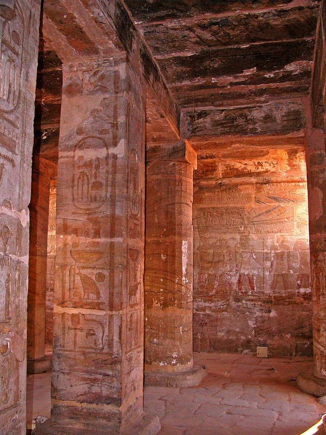 Ancient Egyptian Temple Of King Thutmose Iii Discovered