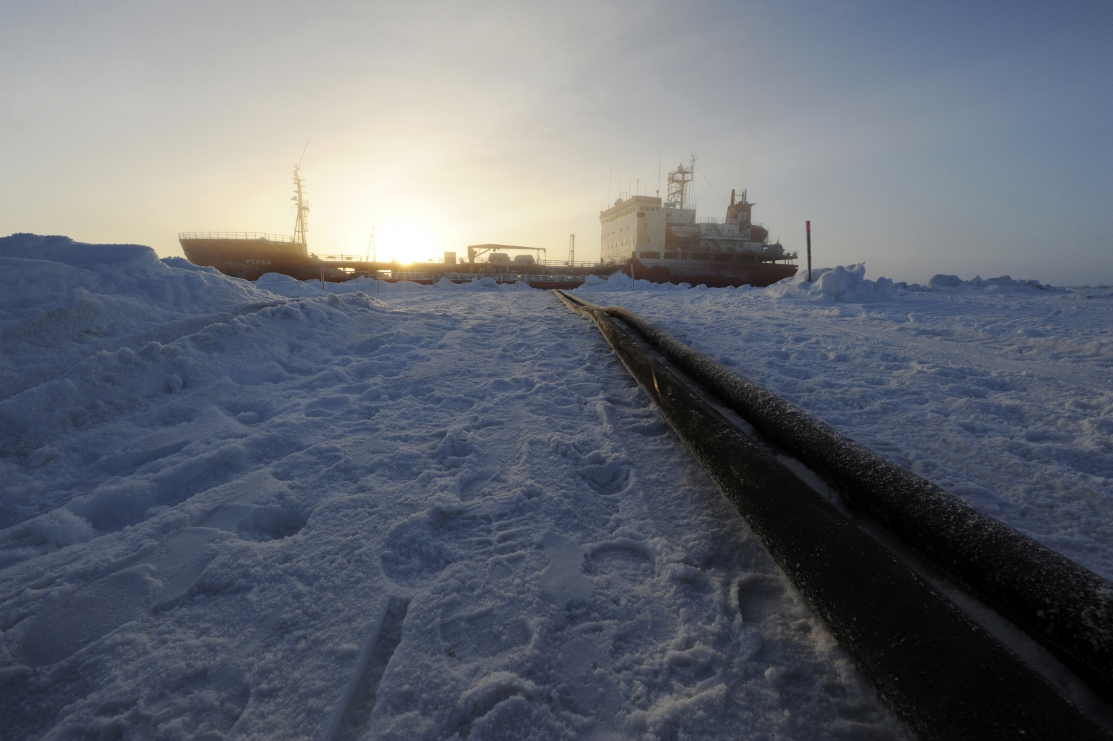 Russia in Military and Diplomatic Effort for the Arctic
