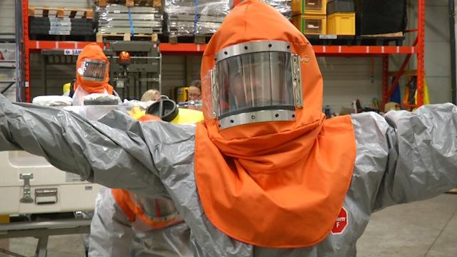 Ebola Protective Equipment
