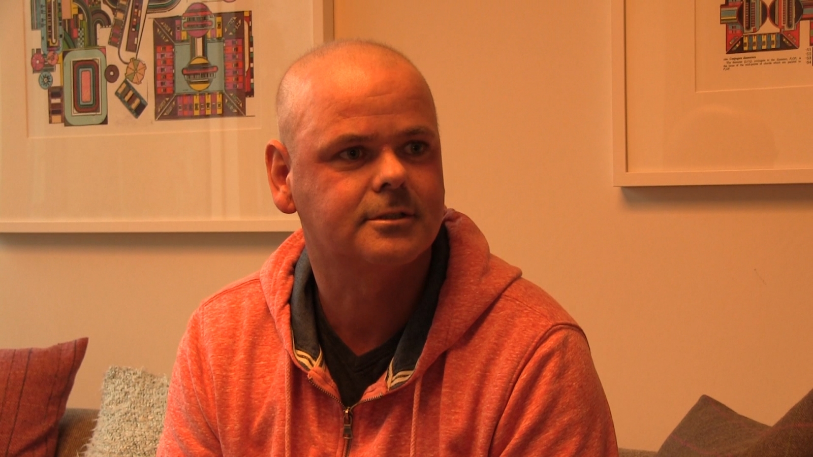 Helping Men Deal with Cancer – Inside a Maggie's Support Centre