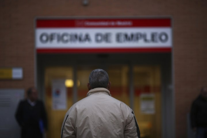 Spanish unemployment centre