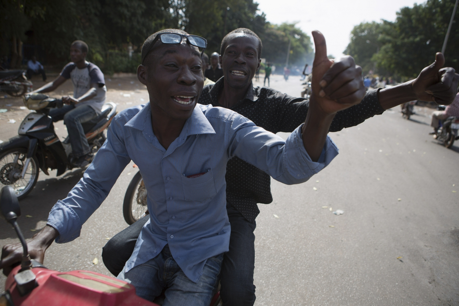 Burkina Faso army seizes control
