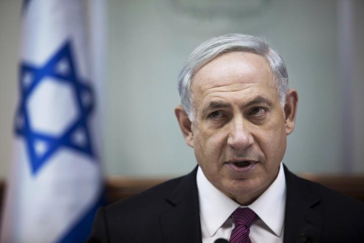 Israeli Prime Minister Benjamin Netanyahu (Reuters)