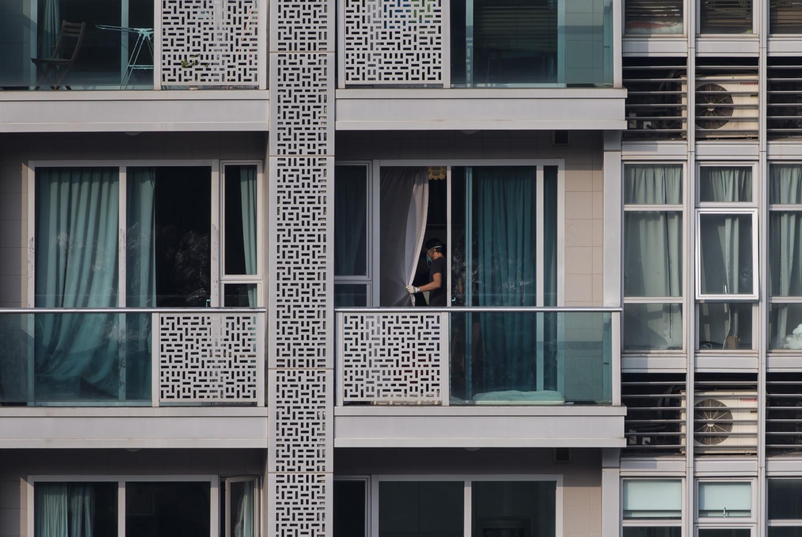 Hong Kong double murder