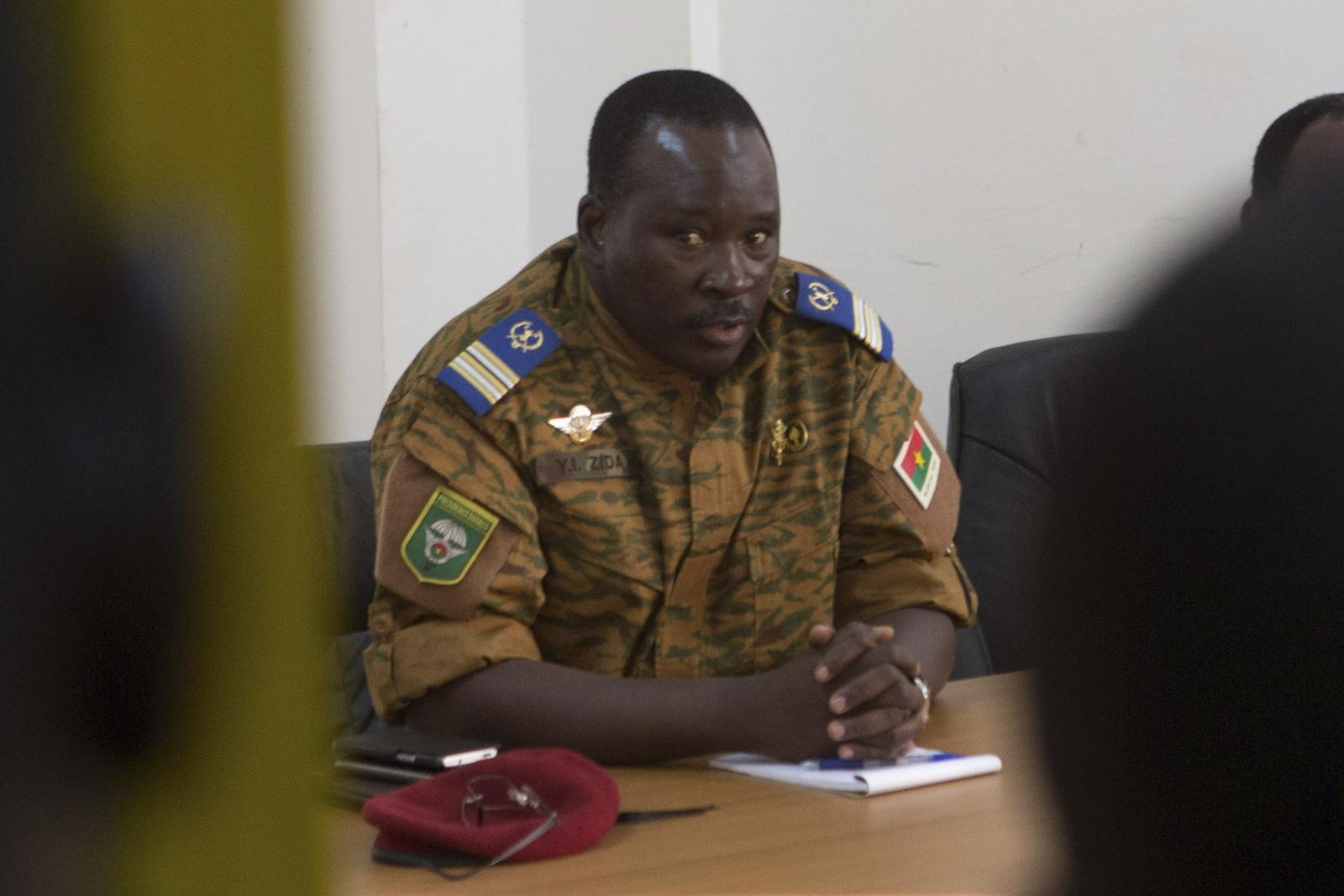 Burkina Faso tensions