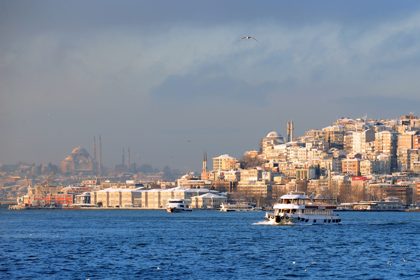 Istanbul boat