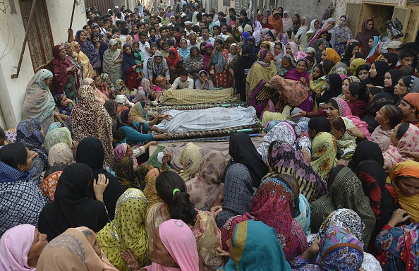 pakistan bomb Wagah