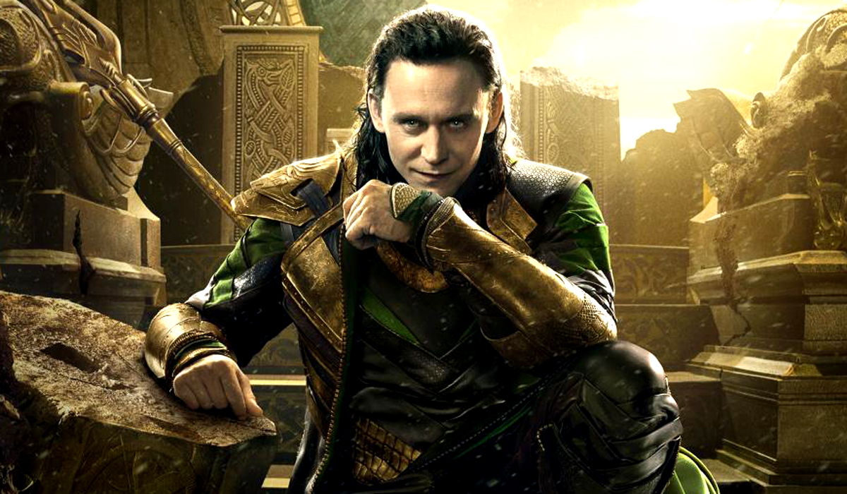 Tom Hiddleston says