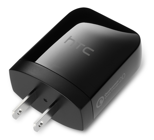 After Motorola Turbo Charger, HTC Lists Rapid Charger 2.0 that is Claimed to Charge Select HTC Smartphones 40 Percent More Quickly