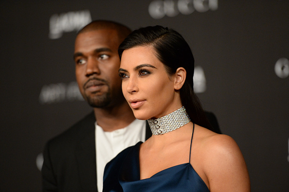 Kim Kardashian and Kanye West divorce