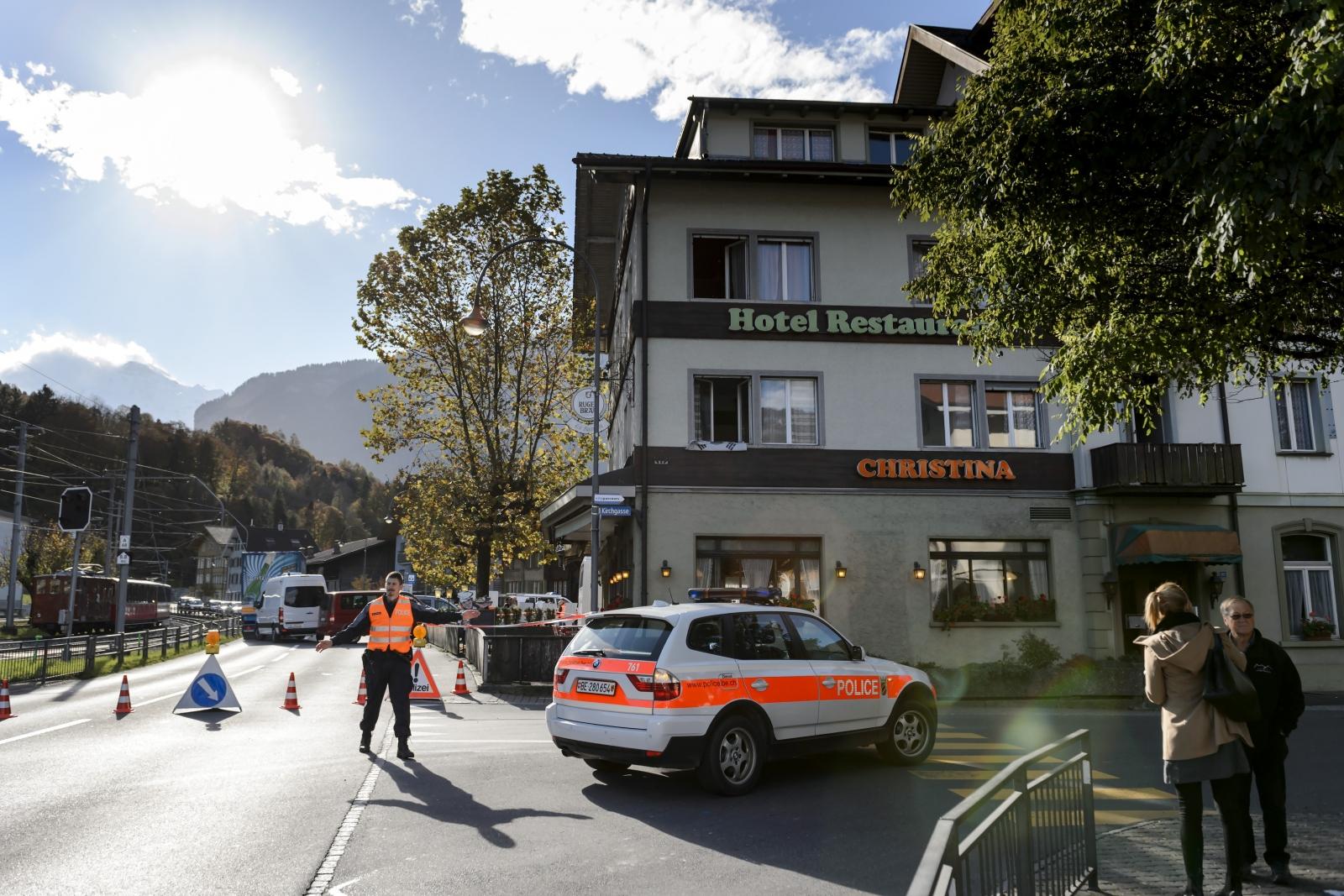 Wilderswil Shooting Switzerland