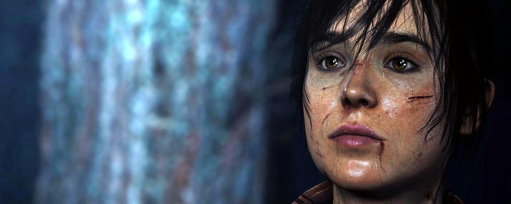 Ellen Page Beyond Two Souls