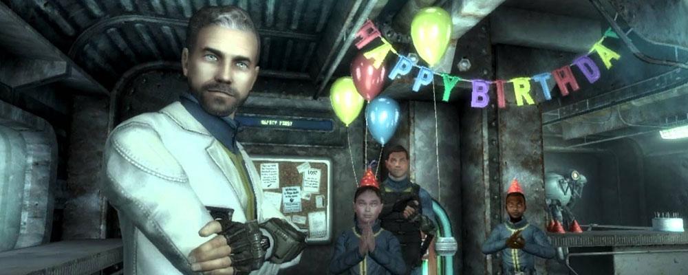 Fallout 3 Liam Neeson