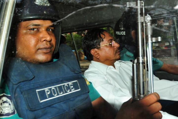 Mohammad Kamaruzzaman death sentence