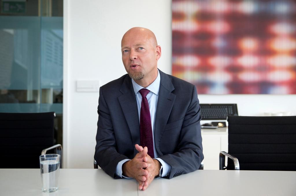 GPFG Boss Yngve Slyngstad