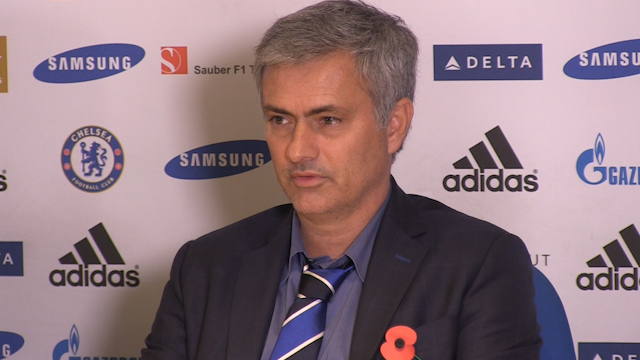 Mourinho: Our Fans and Floodlight Men were all Asleep