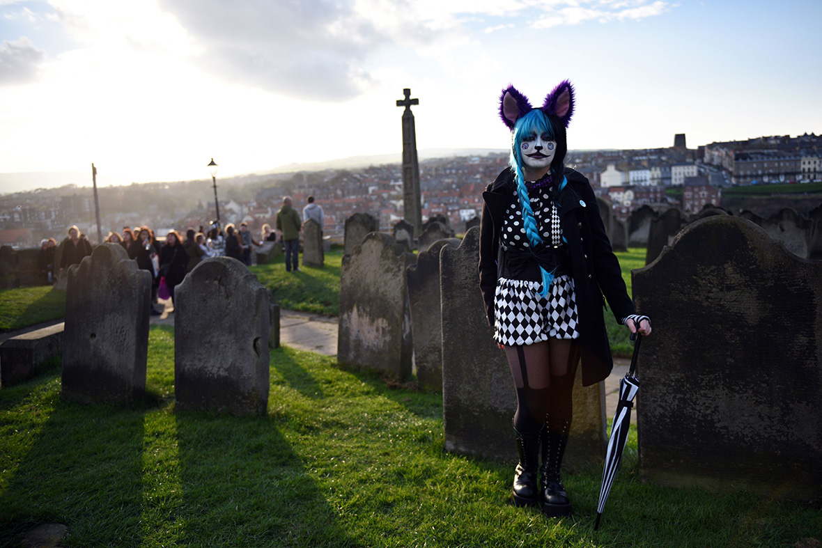 Whitby Goth Weekend November 2014