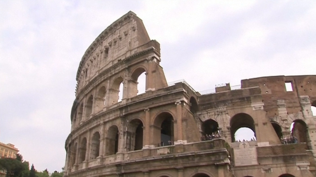 Rome's Colosseum Arena Floor could be Restored