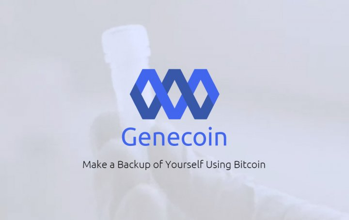 Genecoin - a group of young US entrepreneurs are developing a DNA storage service that uses Bitcoins to encrypt and store the data