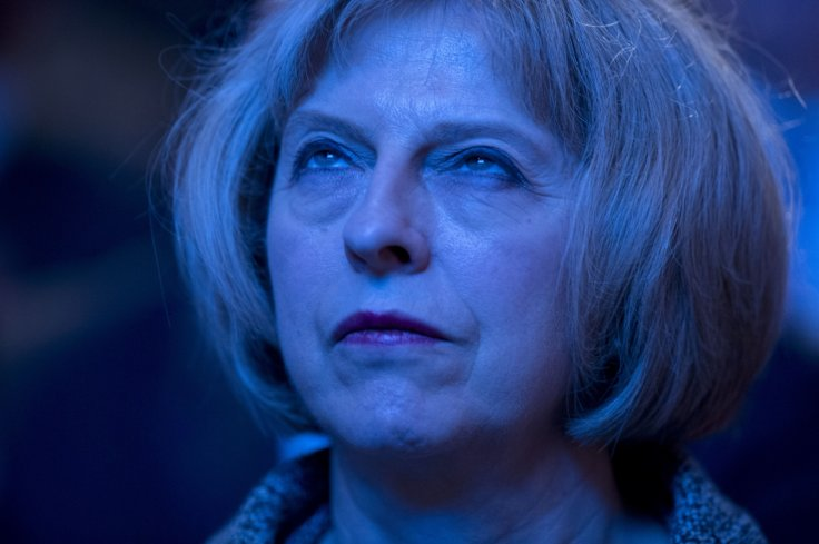 Theresa May Snoopers Charter
