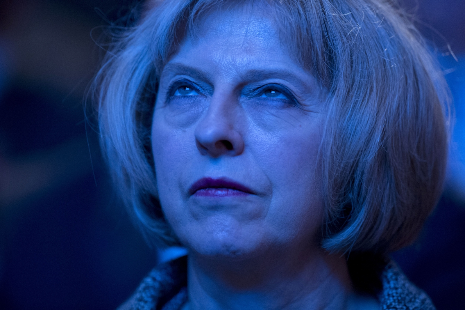 "Theresa May ""sorry"" to victims of child sex abuse for delays in enquiry"