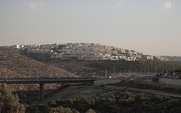 Ramat Shlomo Israel settler homes