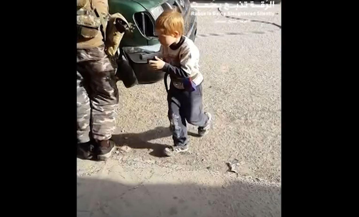 Isis Jihadists Train Children to Kill in Chilling Video
