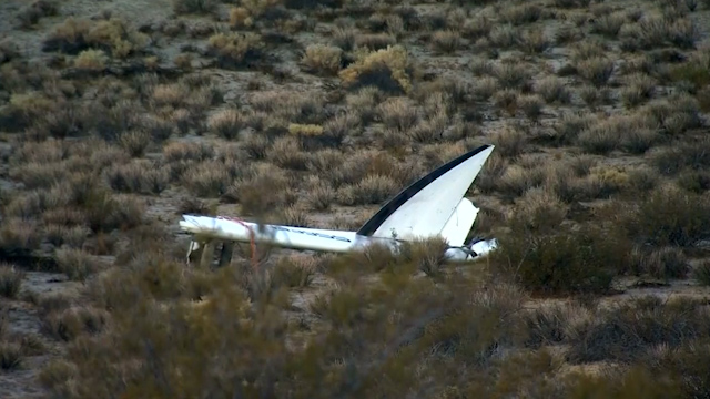 Branson Vows to Follow NTSB's Lead in Determining Cause of SpaceShipTwo Crash