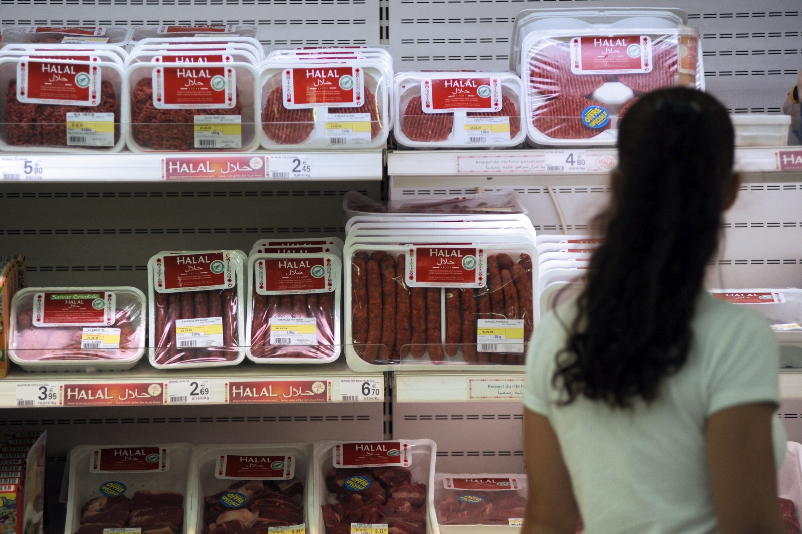 halal meat