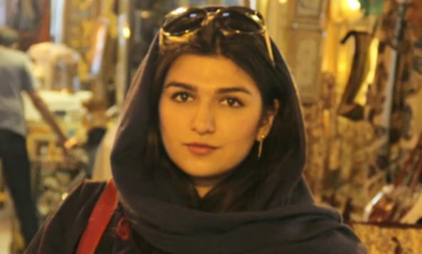 Jailed volleyball player Ghoncheh Ghavami declares second hunger strike in Iran
