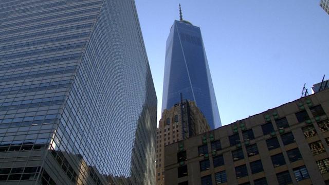One World Trade Center Opens in Manhatten