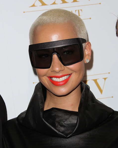 Amber Rose dating French Montana's brother