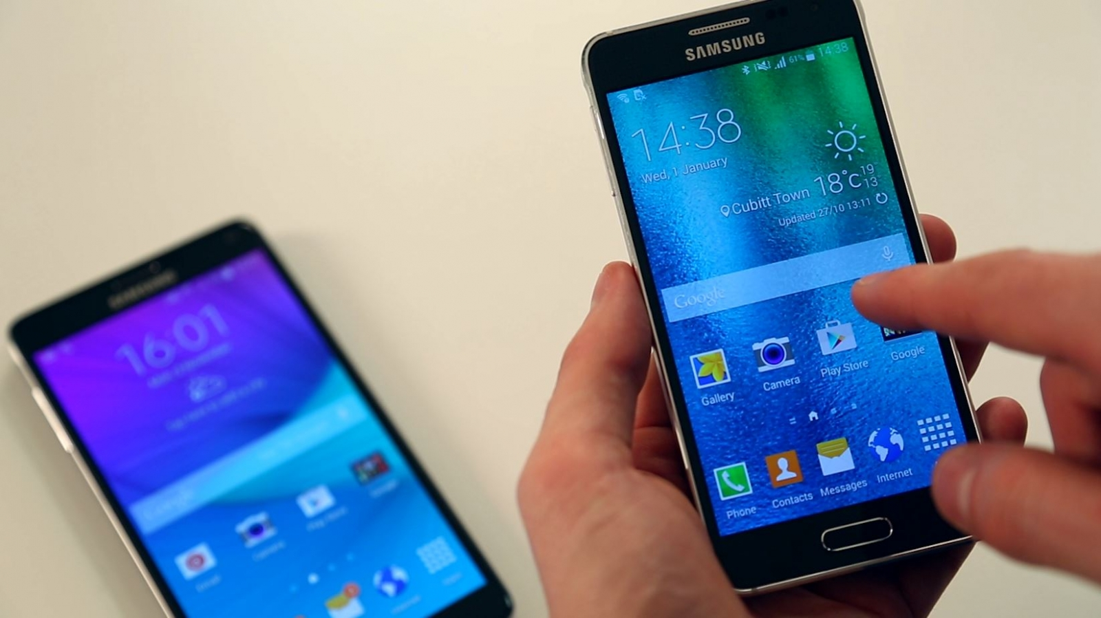 Tech Talk: Can Galaxy Alpha and Note 4 Stop Samsung's Sales Slump?