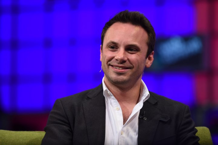 Brendan Iribe Oculus Rift Founder Speaks at Web Summit 2014 in Dublin